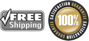 Free Shipping - Satisfaction Guarantee